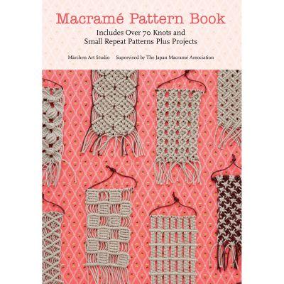 St. Martin'S Books Macrame Pattern Book - SM-03401