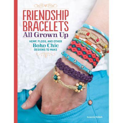Design Originals Friendship Bracelets All Grown Up - DO-5440