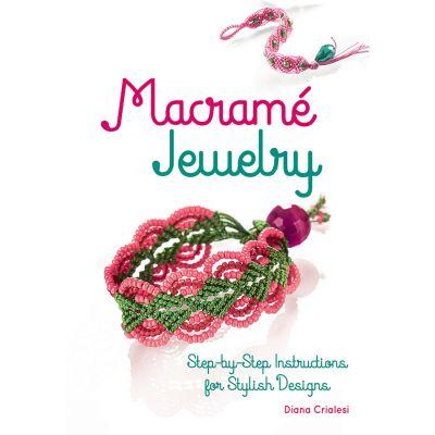 Dover Publications Macrame Jewelry - DOV-23765