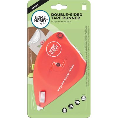 Home Hobby By 3L Double Sided Tape Runner Refill .375