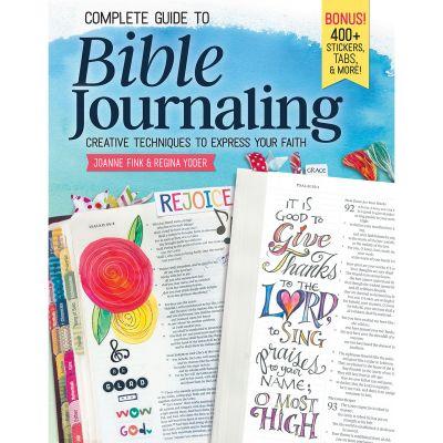 Fox Chapel Publishing Complete Guide To Bible Journaling - FOX-02726