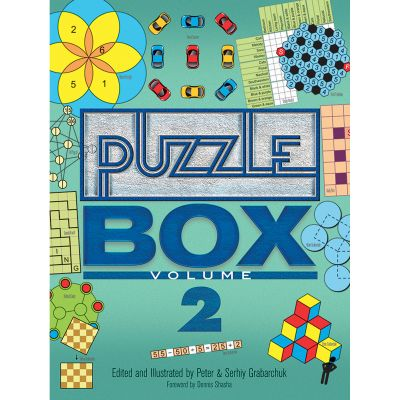 Dover Publications Puzzle Box Volume 2 - DOV-13486
