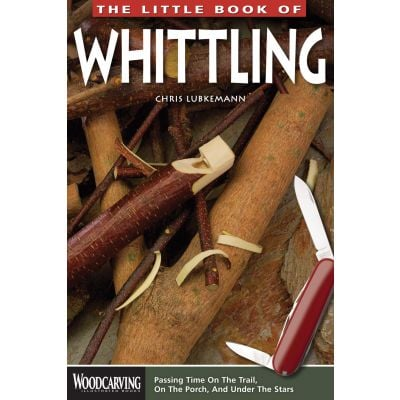 Fox Chapel Publishing The Little Book Of Whittling - FOX-37728