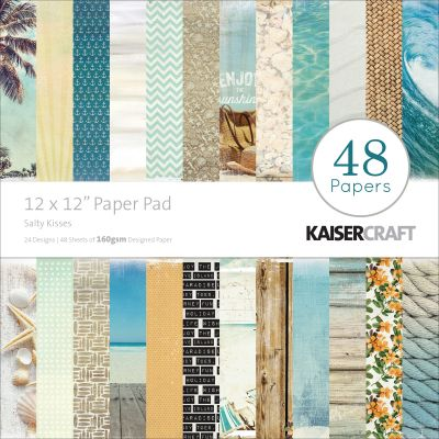 Kaisercraft Paper Pad 12
