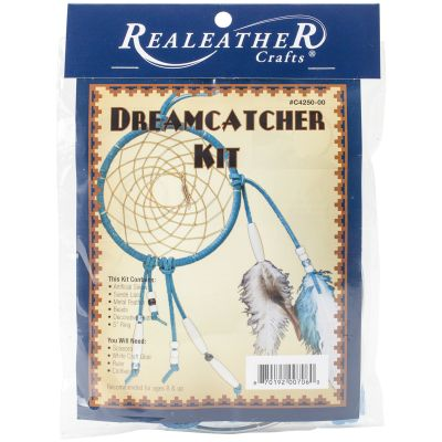 Leathercraft Kit Dreamcatcher 5