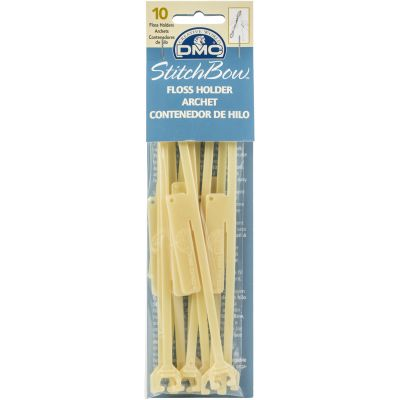 Dmc Stitchbow Floss Holders 48/Pk-Flossholder 10 Pieces