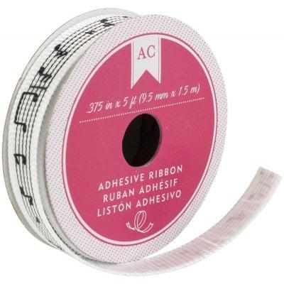 American Crafts Dollar Adhesive Ribbon .375