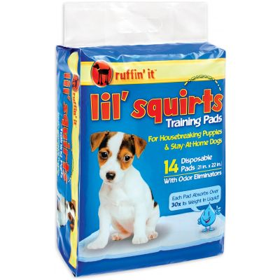 Lil' Squirt Training Pads 14/Pkg  - 82014