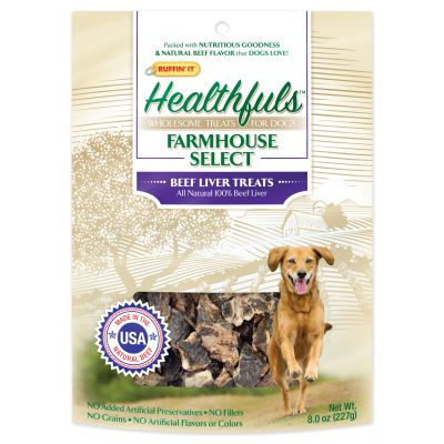 Healthfuls Liver Treats 8Oz  - 8389