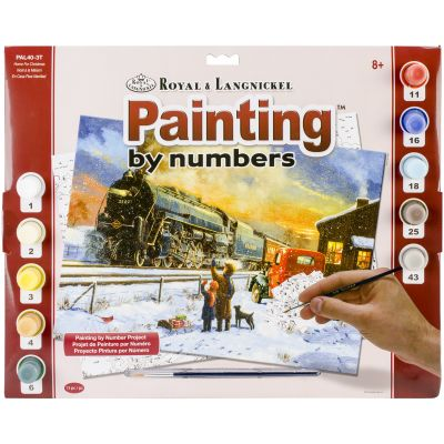 Paint By Number Kit 15.375