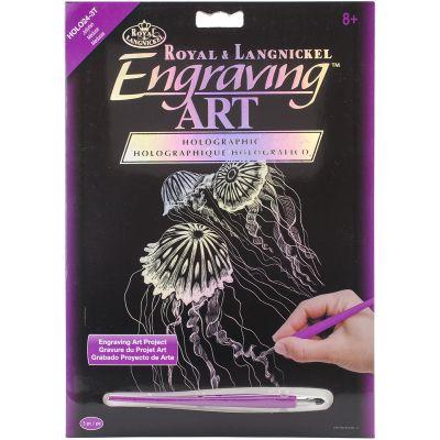 Holographic Foil Engraving Art Kit 8