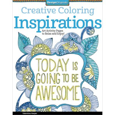 Design Originals Creative Coloring Inspirations - DO-5507
