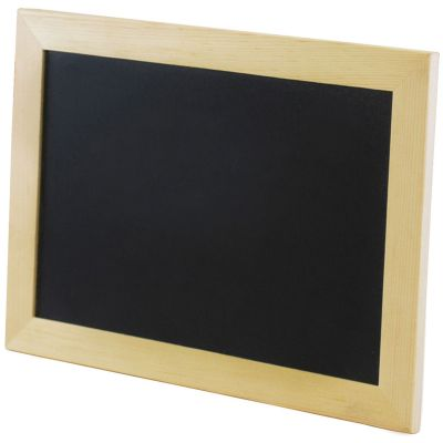 Multicraft Framed Chalkboard W/Stand 9