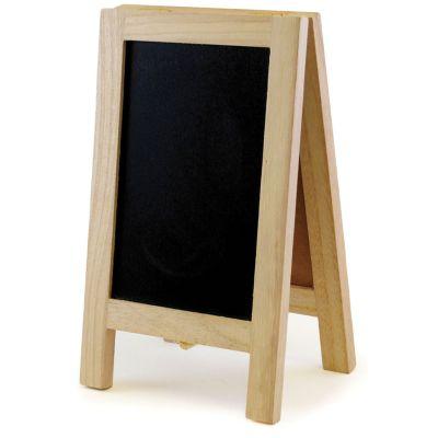 Chalkboard/Cork Easel 6