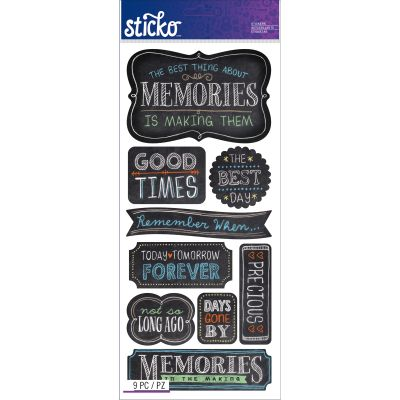 Sticko Stickers Memories - E5260131