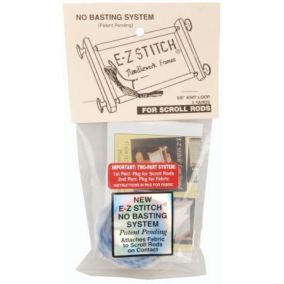 E-Z Stitch Scroll Rod Sticky Loop Tape .625