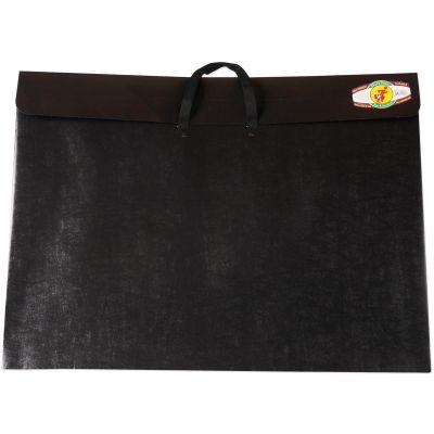 Dura-Tote Classic Black Portfolio 3/Pkg-