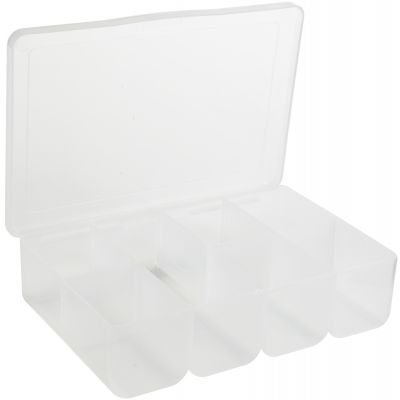 Darice Deep Floss Caddy 7 Compartments 24/Pk-4.5