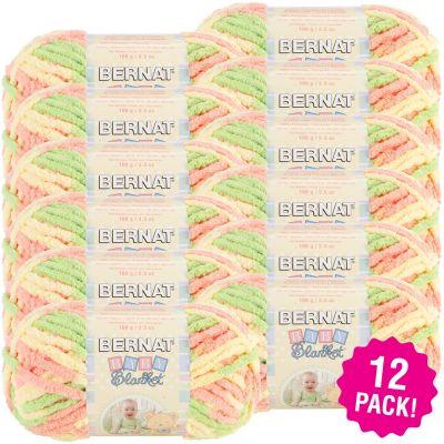 Bernat Baby Blanket - 12/Pk-Sunshine