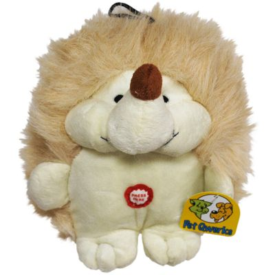Large Plush Hedgehog  - P140
