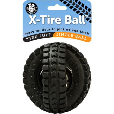 Medium Jingle X Tire Ball  - XTJ2