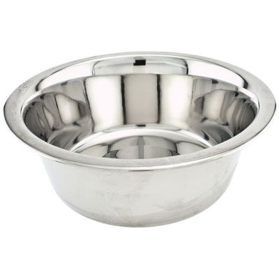 Economy Stainless Steel Dish 3Qt  - 15096