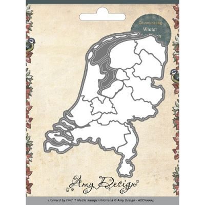 Find It Trading Amy Design Map Die Netherlands - ADD10004