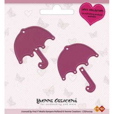 Find It Trading Yvonne Creations Love Die Umbrella - CDD10009