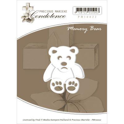 Find It Trading Precious Marieke Condolence Die Memory Bear - PM10022