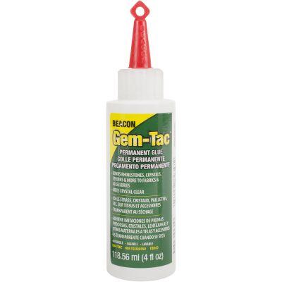 Gem Tac Permanent Adhesive 4Oz - GT4D
