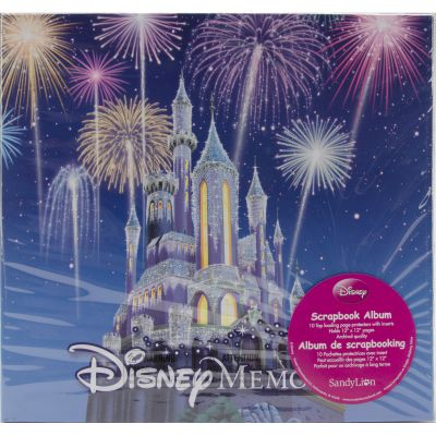 Sandylion Disney Post Bound Album 12