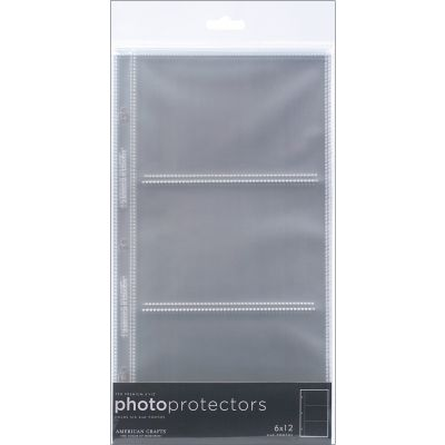 American Crafts Page Protectors Side Loading 6
