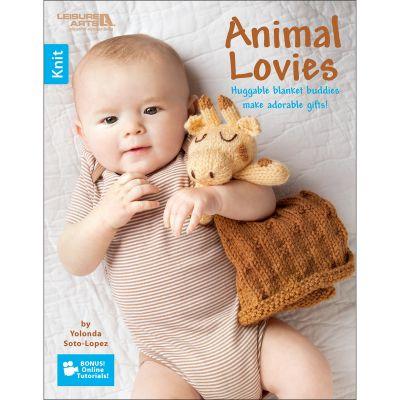 Leisure Arts Animal Lovies - LA-6645