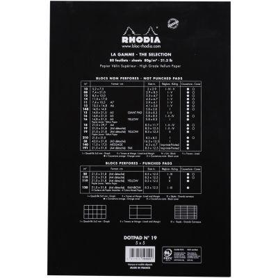 Rhodia Dot Pad 8.25