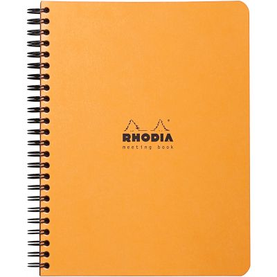 Rhodia Meeting Book 6