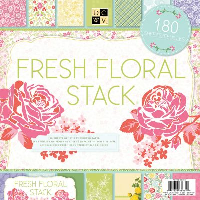 Dcwv Single Sided Cardstock Stack 12