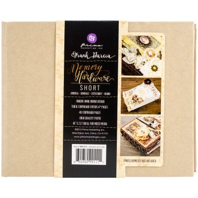 Prima Memory Hardware Chipboard Album 6