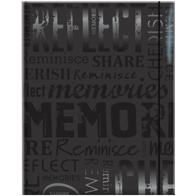 Mbi Embossed Gloss Expressions Photo Album 4.75