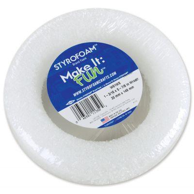 Styrofoam Wreath 6