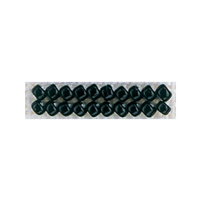 Mill Hill Glass Seed Beads Economy Pack 2.5Mm 9.08G Black - GBEC-22014