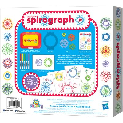 Spirograph Junior Set  - 1023