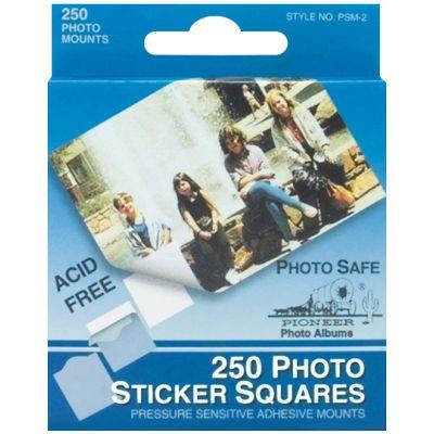 Photo Sticker Squares .5