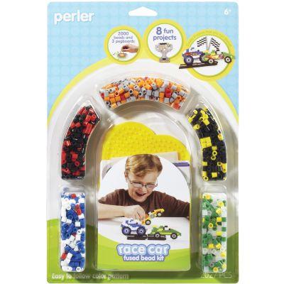 Perler Fused Bead Kit Race Car - P559-81