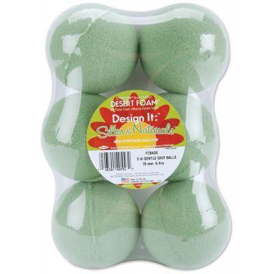 Desert Foam Dry Foam Balls 6/Pkg 3