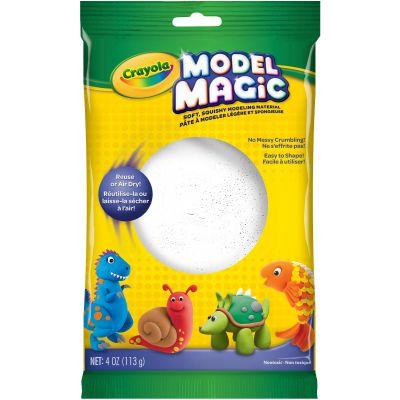 Crayola Model Magic 4Oz White - 57-4401