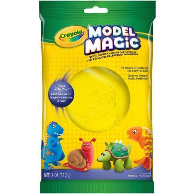 Crayola Model Magic 4Oz Yellow - 57-4434