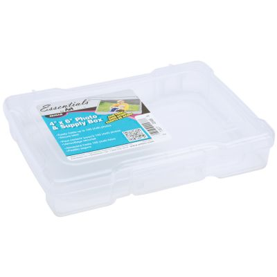 Artbin Photo & Supply Box 6.625