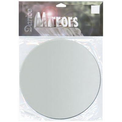 Round Glass Mirror 1/Pkg 7