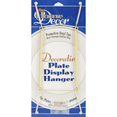 Decorative Plate Display Hanger Expandable 10