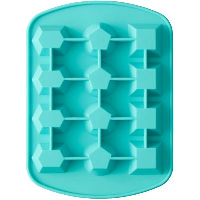 Ro Silicone Candy Mold Gem 12 Cavity - RO4372